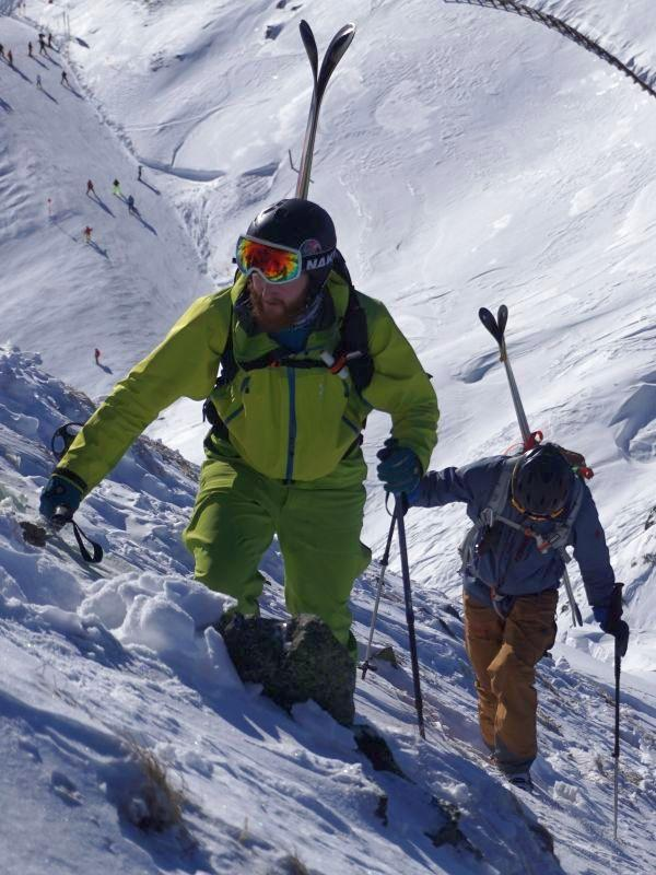 Freeride Guiding in Obertauern